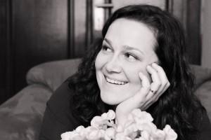 Copywriter a ženský hlas - voiceover Petra Biache