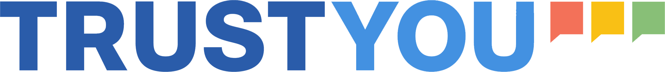 TrustYou – nástroj pro hotelový business, ukázka sloganu a textu na web stránky